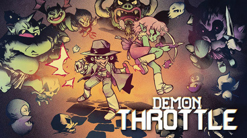 Demon Throttle sur Switch