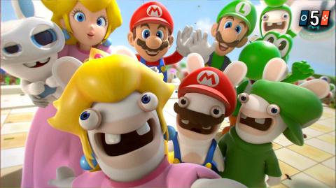 5 choses à savoir sur Mario + The Lapins Crétins : Sparks of Hope