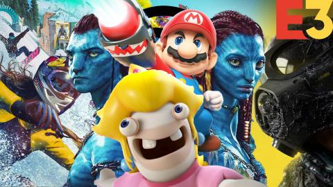 E3 2021 : Avatar, Mario + Lapins Crétins... Les annonces à retenir de l'Ubisoft Forward