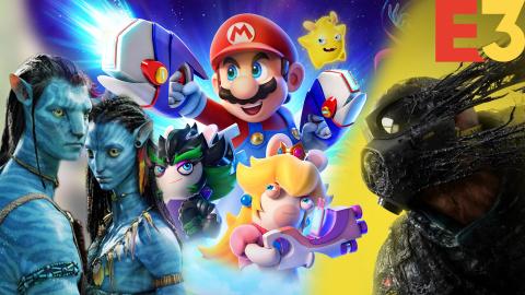 Récap E3 : Des surprises chez Ubisoft ! Avatar, Mario + The Lapins Crétins...