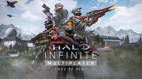 E3 2021 : Le multijoueur d'Halo Infinite sera bien free-to-play