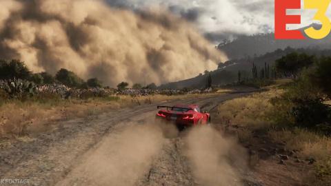 E3 2021 : Forza Horizon 5 annoncé avec une date de sortie