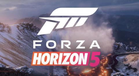 Forza Horizon 5 sur Xbox Series