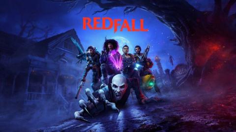 Redfall sur Xbox Series