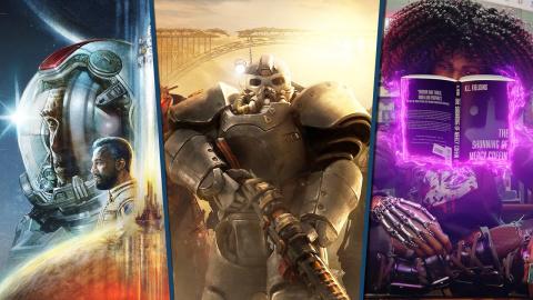 E3 : Starfield, Redfall, Game Pass… Les annonces Bethesda à ne pas manquer !