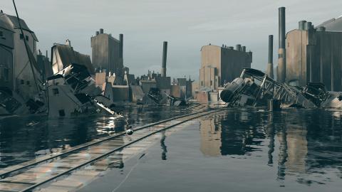E3 2021 : une suite marine pour FAR : Lone Sails avec Changing Tides