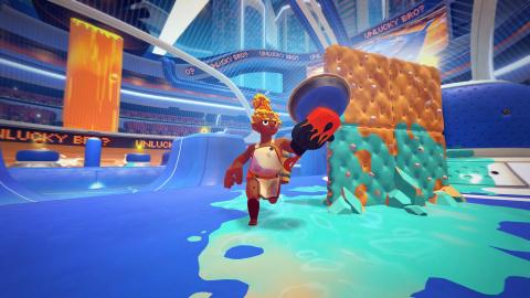 Rawmen : un trailer de gameplay qui joue avec la nourriture - E3 2021