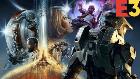 Conférences Xbox et Square Enix : De belles annonces et quelques absents