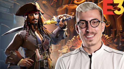 Sea of Thieves x Pirate des Caraïbes : 5 choses à savoir sur le crossover