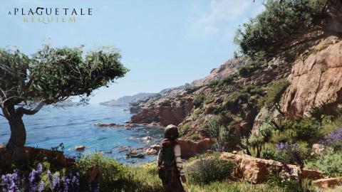 E3 2021 : A Plague Tale Requiem dévoile une Amicia plus déterminée et dangereuse que jamais
