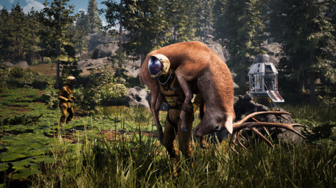 E3 2021 : Icarus : Finalement le jeu de Dean Hall (DayZ) sera payant
