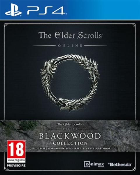 The Elder Scrolls Online Collection : Blackwood sur PS4 en promotion !