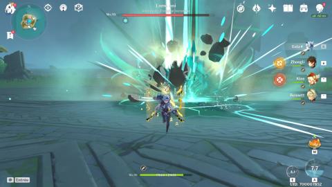 """Genshin Impact, """"Lame Oni"""" : notre guide du nouveau boss (important pour Kazuha)"""