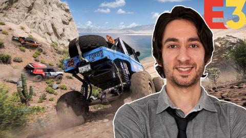 5 choses à savoir sur Forza Horizon 5