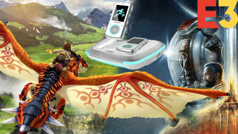 Monster Hunter, Ace Attorney, Starfield... Les dernières annonces de l'E3 !