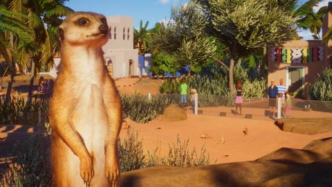 Planet Zoo : le Pack Afrique se dévoile, un DLC haut en couleurs