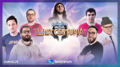Summoners War Lost Centuria : les meilleurs moments de la soirée LeStream !