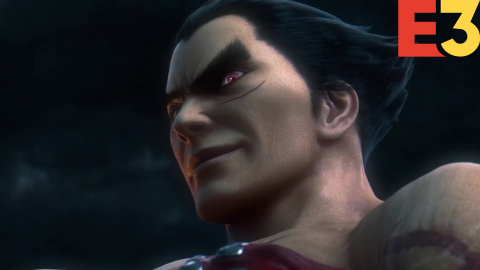 E3 - Super Smash Bros Ultimate : Kazuya (Tekken) boxe Mario sur Nintendo Switch