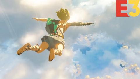 E3 : Zelda Breath of the Wild 2 - Du nouveau gameplay et une fenêtre de sortie