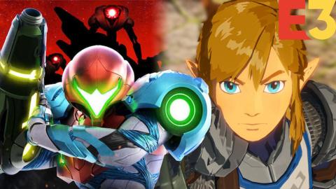 E3 2021 : Zelda BOTW 2, Metroid Dread... Le bilan vidéo du Nintendo Direct