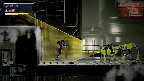 E3 2021 : Metroid Dread - 22 min de gameplay sur Switch en compagnie de Nintendo