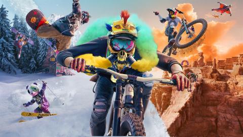 Riders Republic : Date de sortie, modes de jeu, tricks… On fait le point !