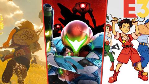 E3 2021 : BOTW 2, Metroid Dread, Advance Wars... Que retenir du Nintendo Direct ?