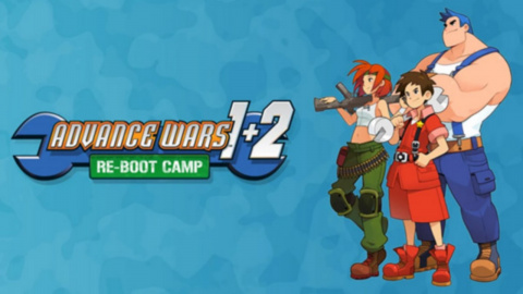 Advance Wars 1+2 Re-Boot Camp sur Switch