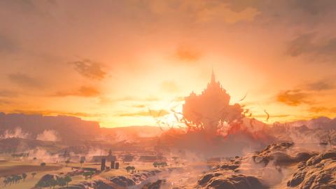 Zelda Breath of the Wild 2 : un deuxième Majora's Mask ? Nintendo répond