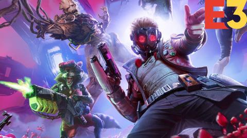 E3 : 5 choses à savoir sur Les Gardiens de la Galaxie