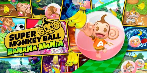 Super Monkey Ball : Banana Mania