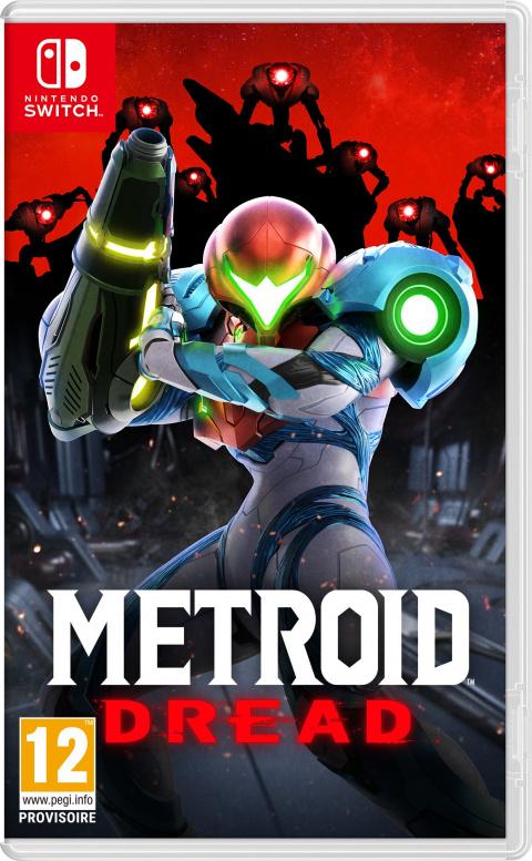 Metroid Dread sur Switch
