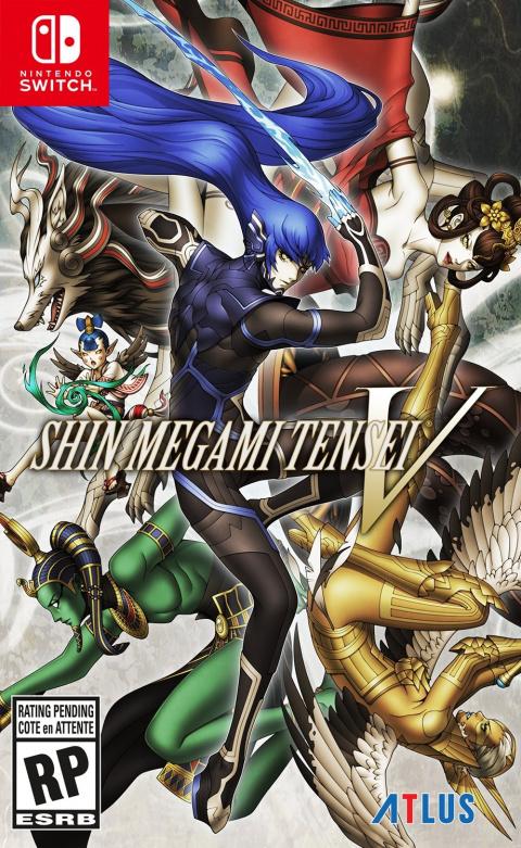 Shin Megami Tensei V sur Switch