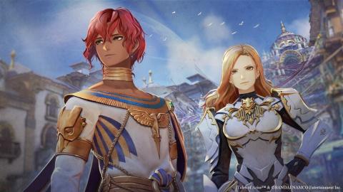 Tales of Arise : Avant de sauver le monde,  Alphen et Shionne doivent se sauver l'un l'autre