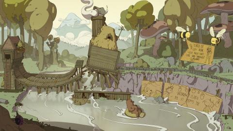 E3 2021 : OlliOlli World et sa direction artistique cartoon donnent de leurs nouvelles