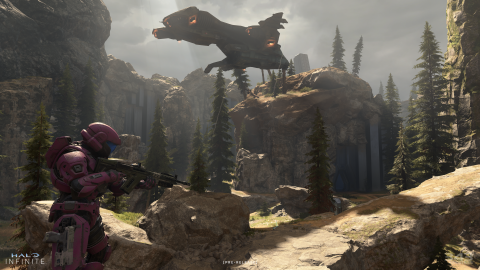 Halo Infinite : Histoire, ambitions, multijoueur… on fait le point sur l'exclu Xbox/PC