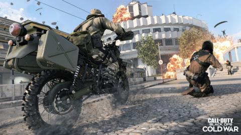Call of Duty Warzone : Un nouveau pack de textures haute résolution est disponible