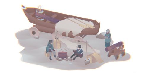 E3 2021 : Inua, le jeu d'Arte inspiré des Inuits, en démo sur Steam