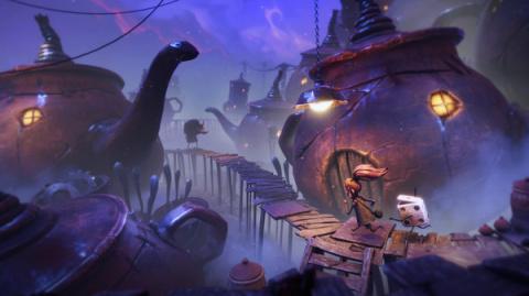 Lost in Random : Une aventure passionnante façon Tim Burton