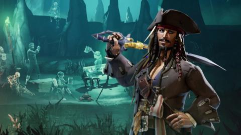 Sea of Thieves X Pirates des Caraïbes : L'extension A Pirate's Life, un flot d'infos...