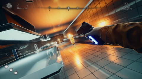 Severed Steel : le shooter nerveux aux allures de Ghostrunner daté