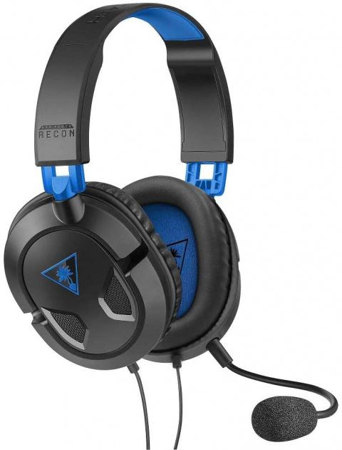 Le casque gamer Turtle Beach EAR FORCE Recon 50P soldé à 16,99€ chez Amazon