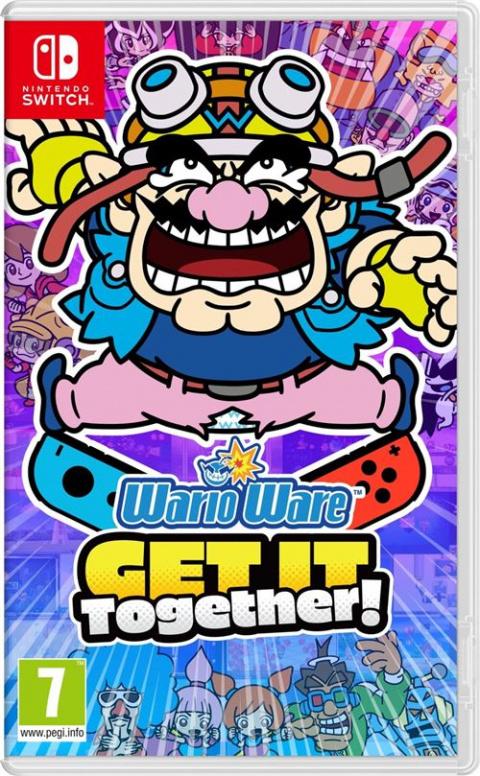 WarioWare: Get It Together! en précommande à 39,99€ à la Fnac