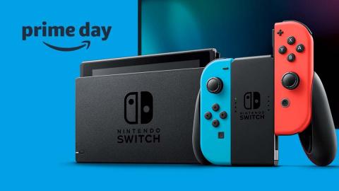 Prime Day 2021 : Des promotions sur les jeux et consoles Nintendo Switch ?