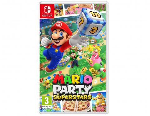 Mario Party Superstars : Les précommandes sont ouvertes chez Amazon