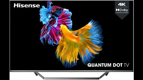 "LA TV 4K QLED Hisense 50"" Για λιγότερο από 500 € στο Boulanger!"