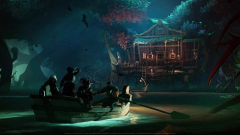 Sea of Thieves X Pirates des Caraïbes : L'extension A Pirate's Life dévoile un flot d'infos