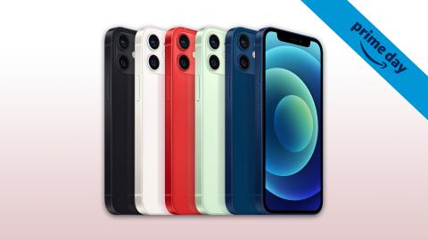 L'iPhone 12 et iPhone 12 Mini à partir de 688€ pour le Prime Day !