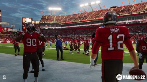 Madden NFL 22 annoncé avec des fonctionnalités next-gen exclusives