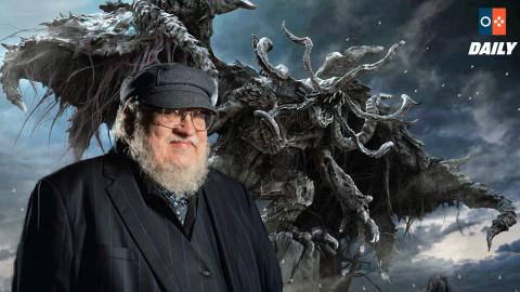 Elden Ring : l'auteur de Game of Thrones détaille son rôle dans le développement